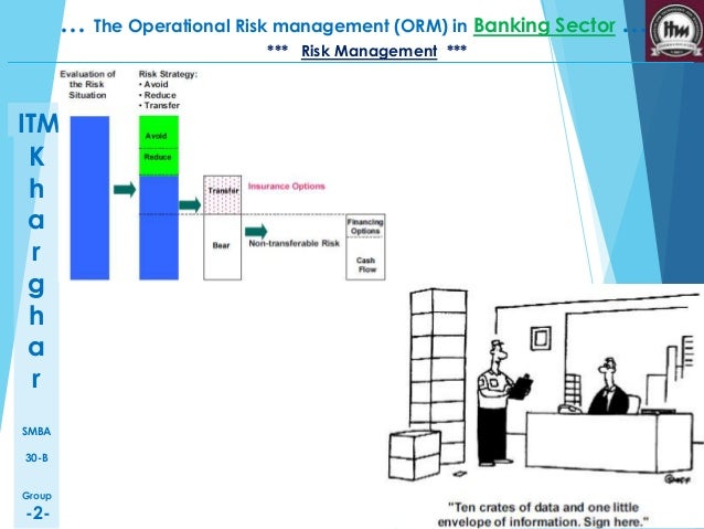 operation management in banking sector In addition, banks may send their banking operations management trainees to outside training courses that are run by the american institute of banking, which is part of the american bankers association.