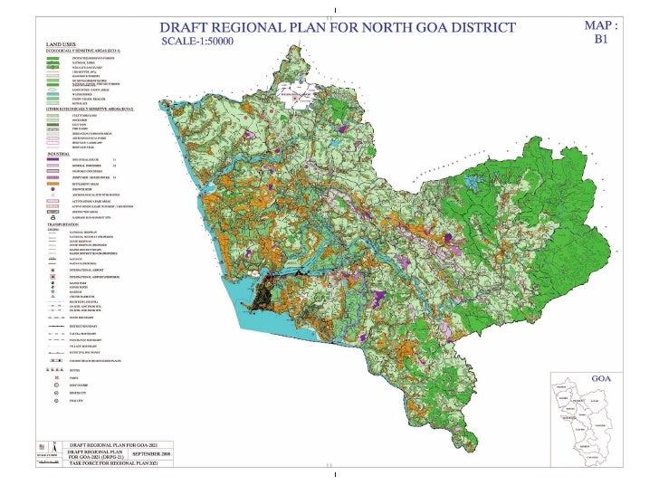 Goa Regional Plan 2021 part 6