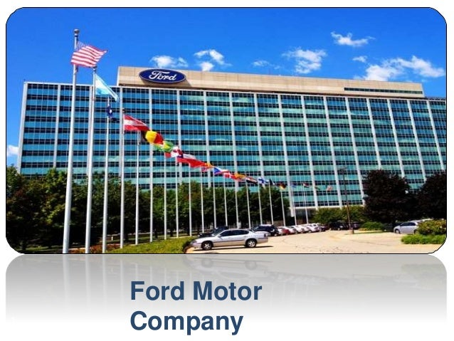 Strategy management of ford motor company for Ford motor company kansas city mo