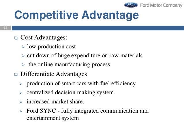 32.  sc 1 st  SlideShare & Strategy Management of Ford Motor Company. markmcfarlin.com