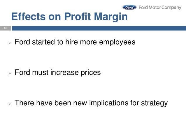 """communication strategy for ford motor The author is a forbes """"it's absolutely clear that a cohesive brand strategy manager of global integrated communications for ford."""