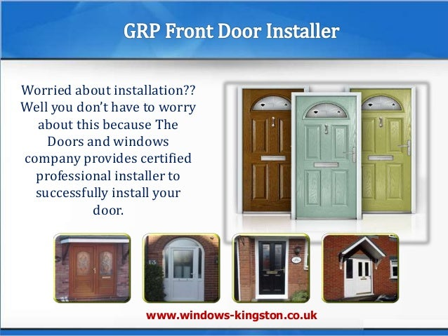 4.  sc 1 st  SlideShare & GRP Front Doors that changes The Glance of Your Home pezcame.com