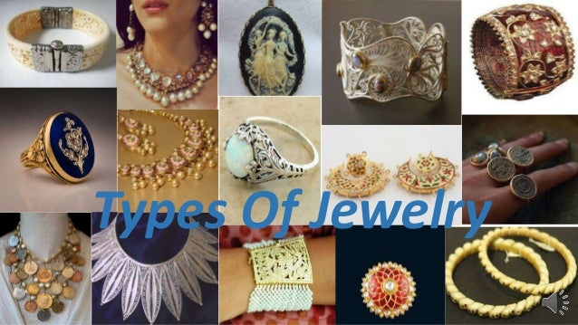 Types Of Jewellery In India