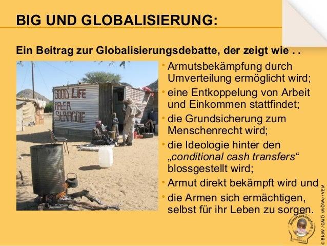 Ein Beitrag zur Globalisierungsdebatte, der zeigt wie . . • Armutsbekämpfung durch Umverteilung ermöglicht wird; • eine En...