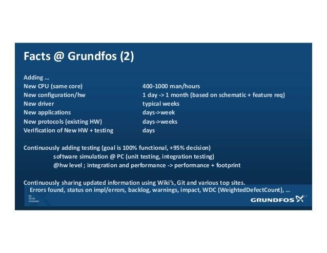 Grundfos Genanvendelse Af Sw