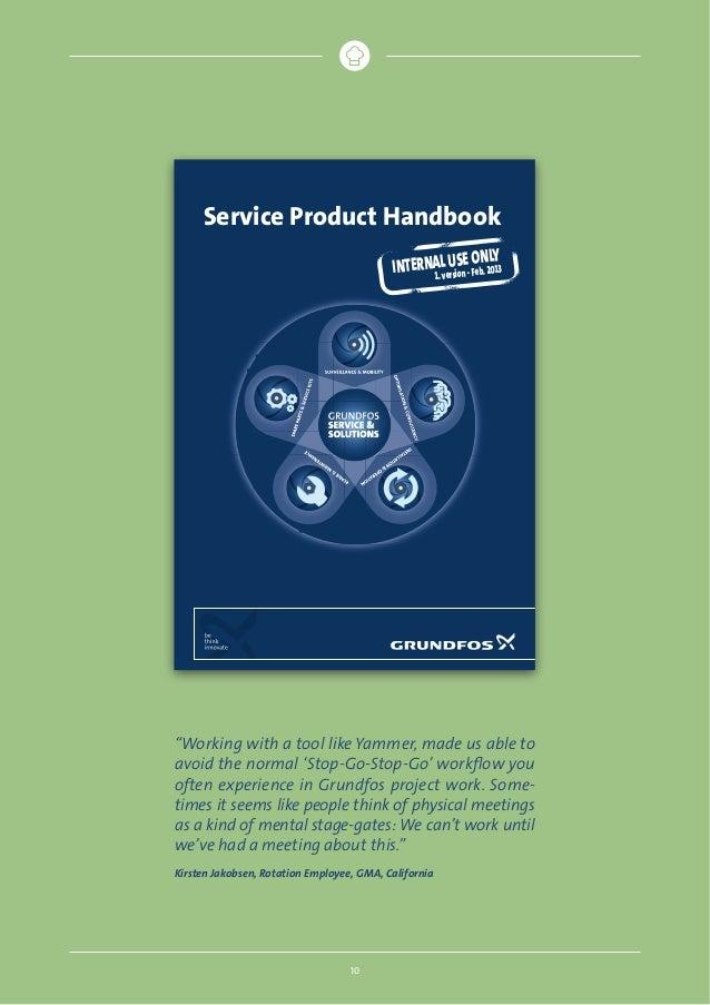 "Service Product Handbook S ONLY INTERNAL UionE- Feb. 2013 1. vers  10529_Service_Handbook.indd 1  03-02-2013 23:16:20  ""Wo..."