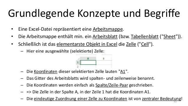 Excel Arbeitsblatt Schützen Einzelne Zellen Freigeben : Grundkurs fuer excel part i