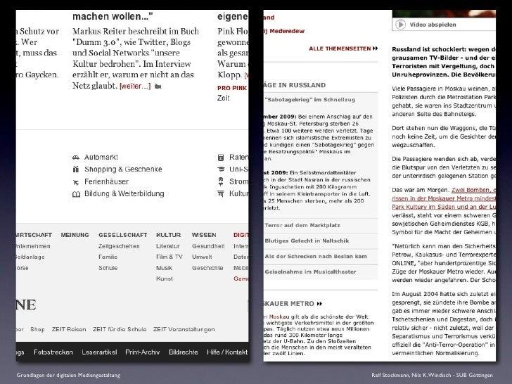 Grundlagen der digitalen Mediengestaltung   Ralf Stockmann, Nils K. Windisch - SUB Göttingen