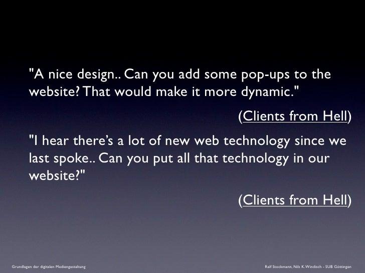 Grundlagen Digitaler Mediengestaltung