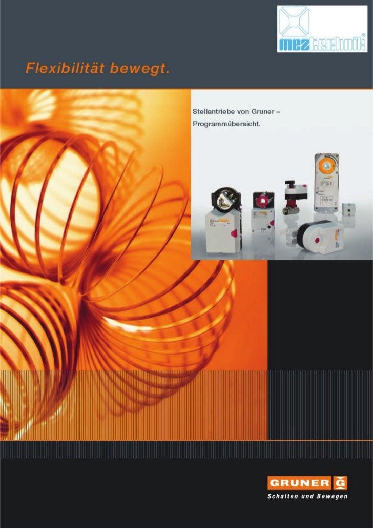 Wenn eine passende Alternative gebraucht wird …Hochwertige Stellantriebe, von klassisch bis individuell.Das Slinky wurde 1...