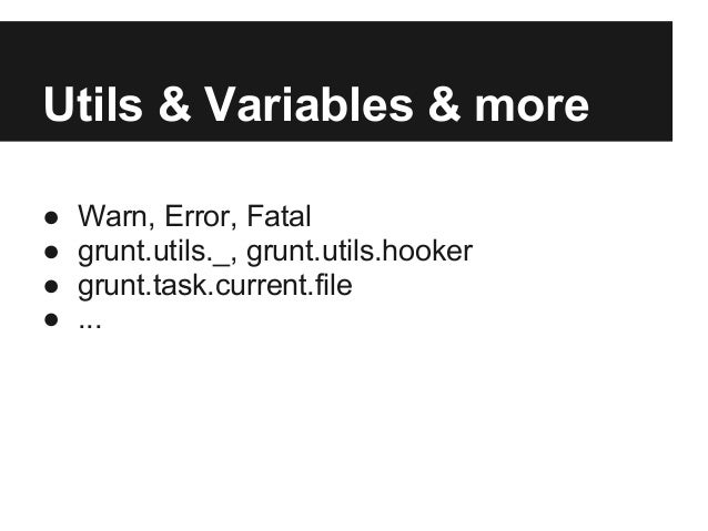 Grunt.js and Yeoman, Continous Integration