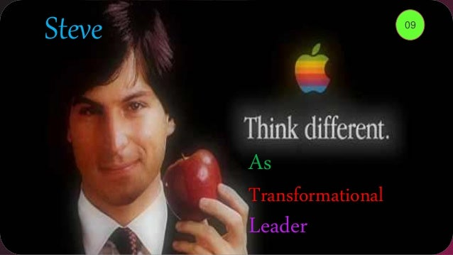 steven jobs disadvantage leadership style 5 leadership traits of steve jobs it's time for a new leadership style: the managers mission how super would it be if managers made it their mission to individually tailor their tactics to each member of their team.