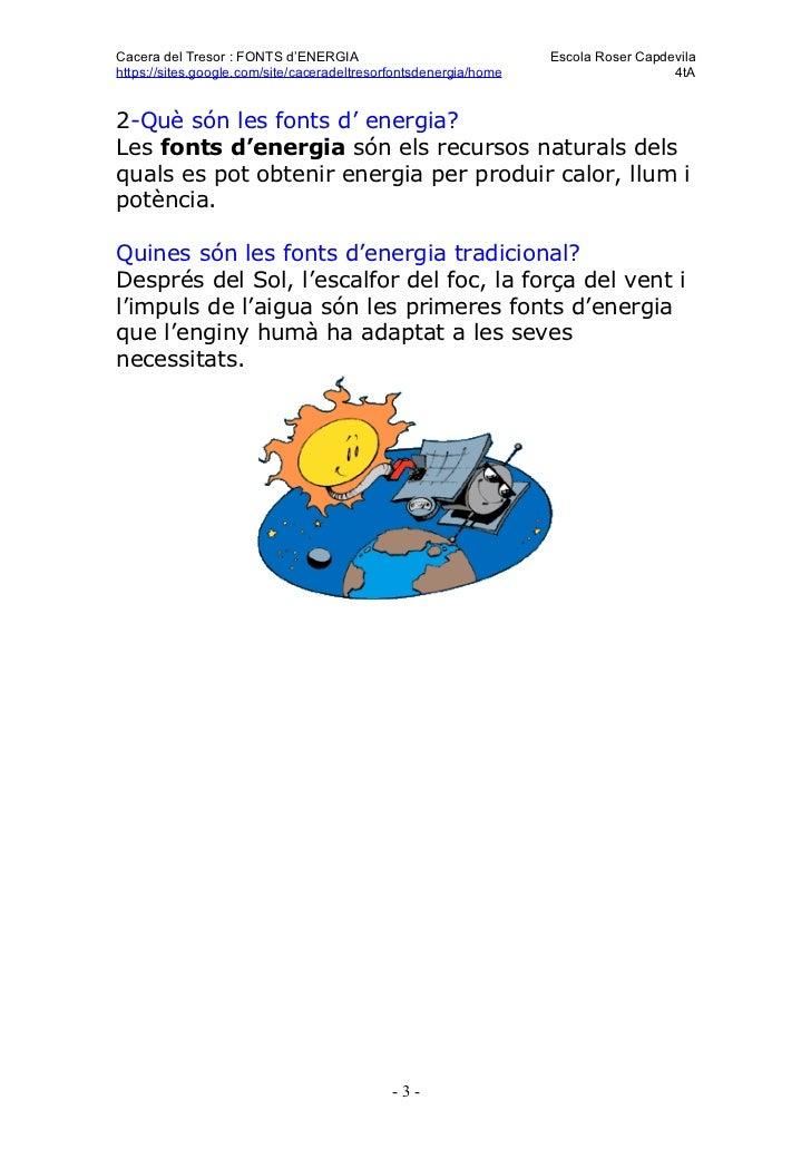 Fonts d'Energia - Grup 4 Slide 3