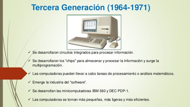 Grupo 1 historia de la computadora generaciones y for Medidas para mueble de computadora