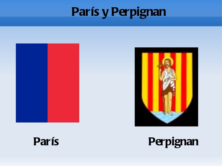 París y PerpignanParís                Perpignan