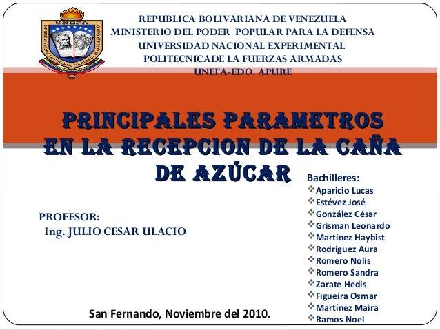 Bachilleres: Aparicio Lucas Estévez José González César Grisman Leonardo Martínez Haybist Rodríguez Aura Romero Nol...