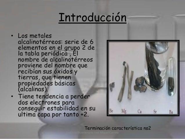 Metales alcalinotrreos urtaz Images