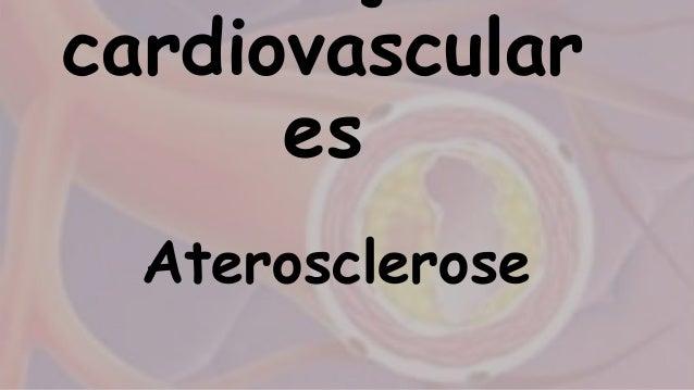 cardiovascularesAterosclerose