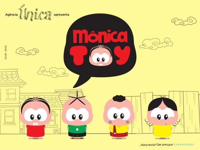 Monica Toy Trabalho Integrado