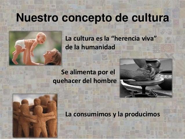 La cultura y la economía Slide 2