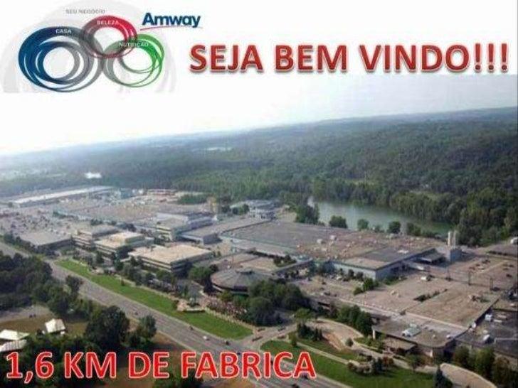 FAZENDA AMWAY NUTRILITE    Fazenda Amway Nutrilite no Brasil    Localizada em Ubajara – Ceará - 1.660    hectares    Culti...