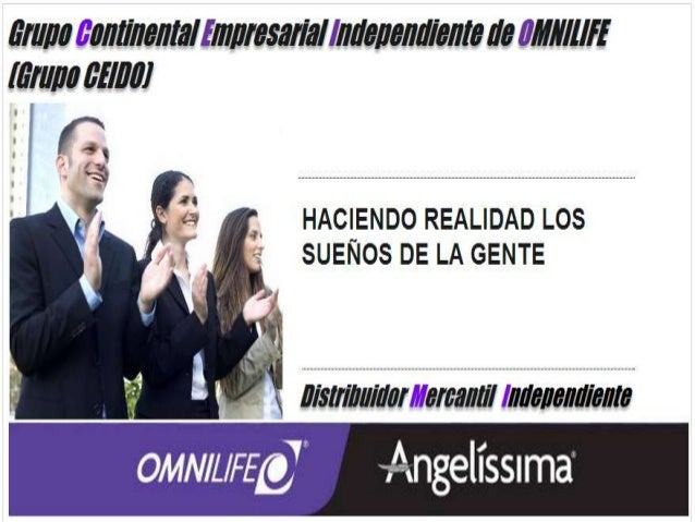 Grupo Continental Empresarial Independiente de Omnilife.