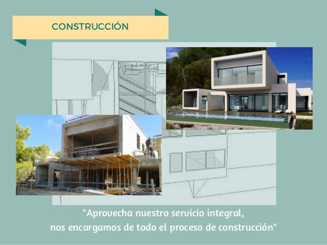 Proyectos de casas servicio de arquitectura - Proyectos de casas ...