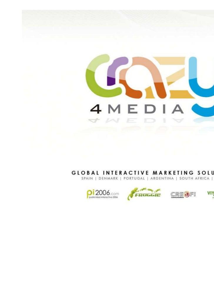 ¿Qué hacemos? Servicios Globales de Marketing Interactivo