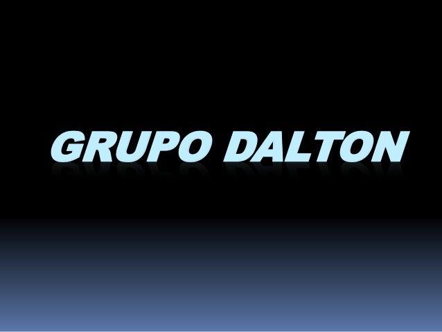 GRUPO DALTON
