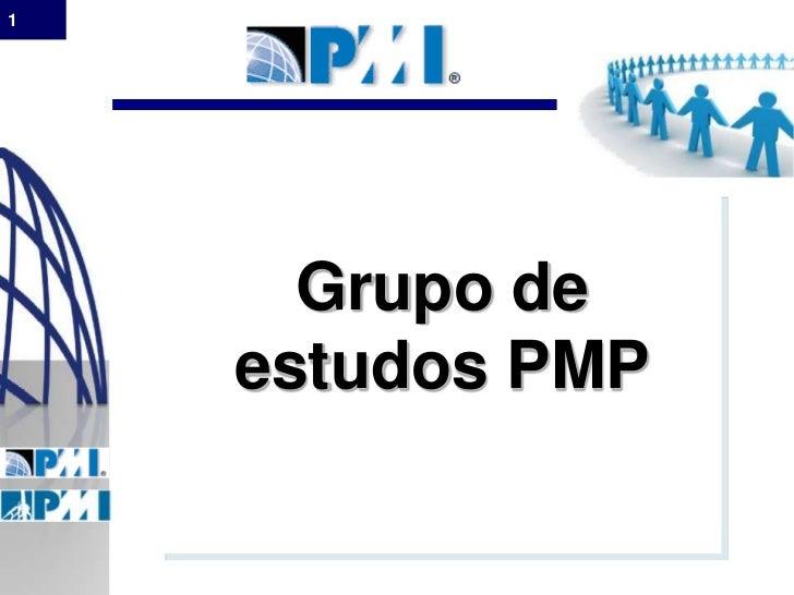 Grupo de estudos PMP<br />