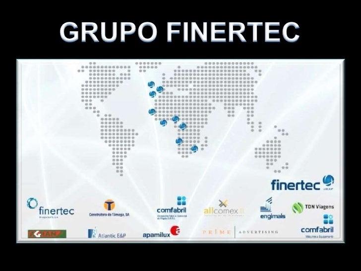 GRUPO FINERTEC<br />