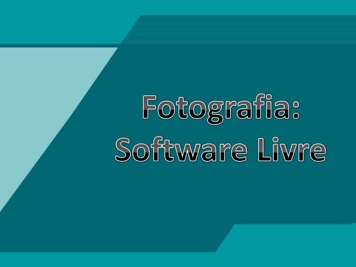Software Livre, software de código aberto ou software abertoé qualquer programa de computador cujo código-fonte deveser di...