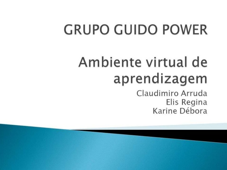 Grupo guido power 2