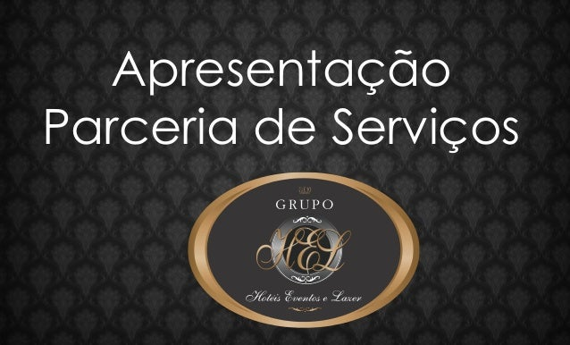 ApresentaçãoParceria de Serviços
