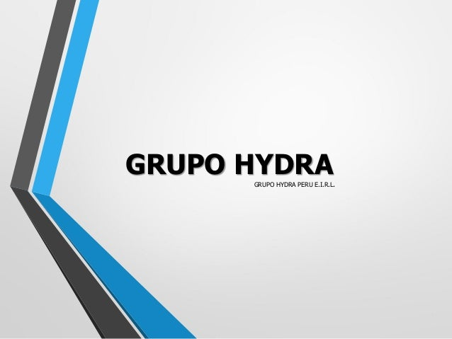 Grupo Hydra Perú EIRL