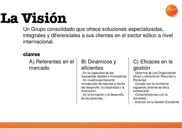 Un Grupo consolidado que ofrece soluciones especializadas, integrales y diferenciales a sus clientes en el sector eólico a...
