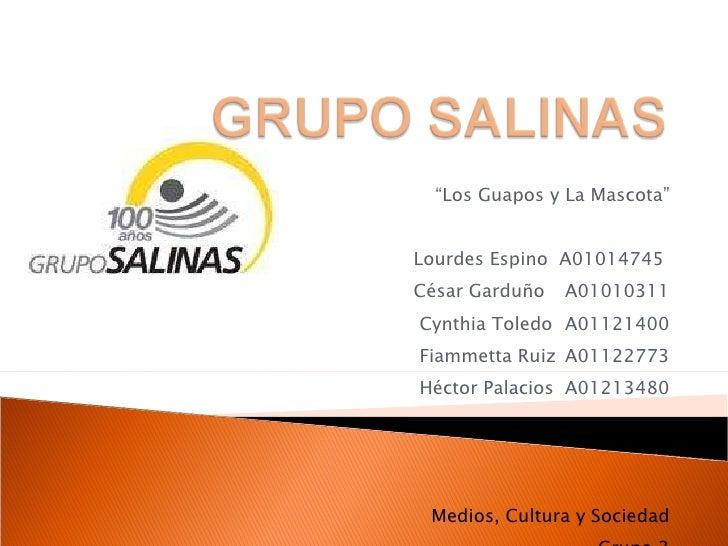 """ Los Guapos y La Mascota"" Lourdes Espino  A01014745  César Garduño  A01010311 Cynthia Toledo  A01121400 Fiammetta Ruiz  A..."