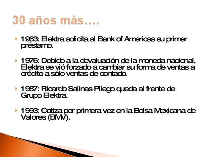Grupo Salinas, análisis de sus empresas Slide 3