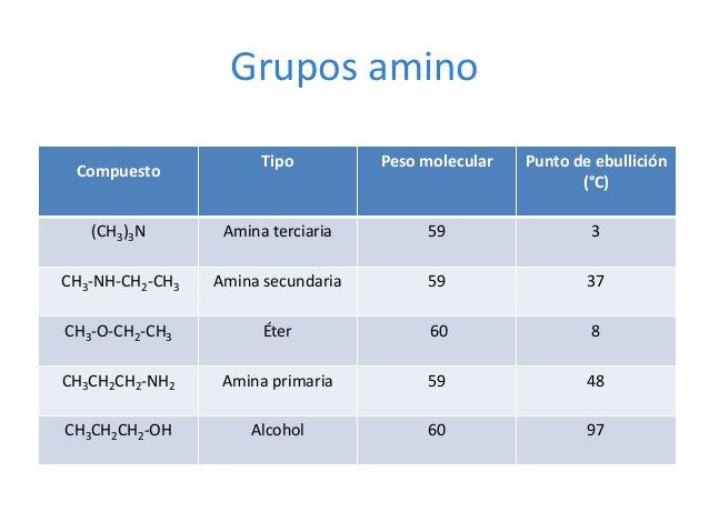 Grupos Amino