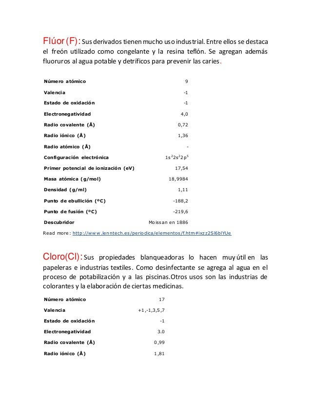 39 - Tabla Periodica Lenntech