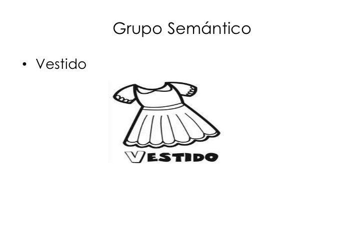 Grupo Semánticos Prendas De Vestir