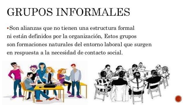 Grupos Formales E Informales Expo Pptx 1