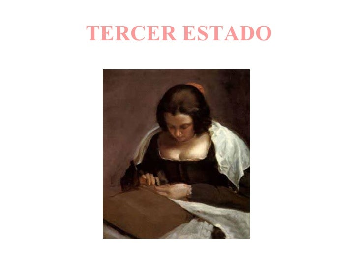 TERCER ESTADO