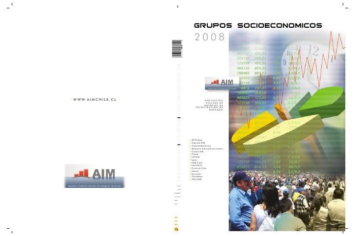 GRUPOS SOCIOECONOMICOS                                                                                 2008               ...