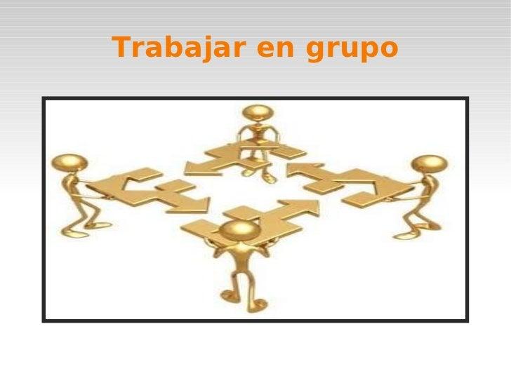 Grupo vs. Equipo