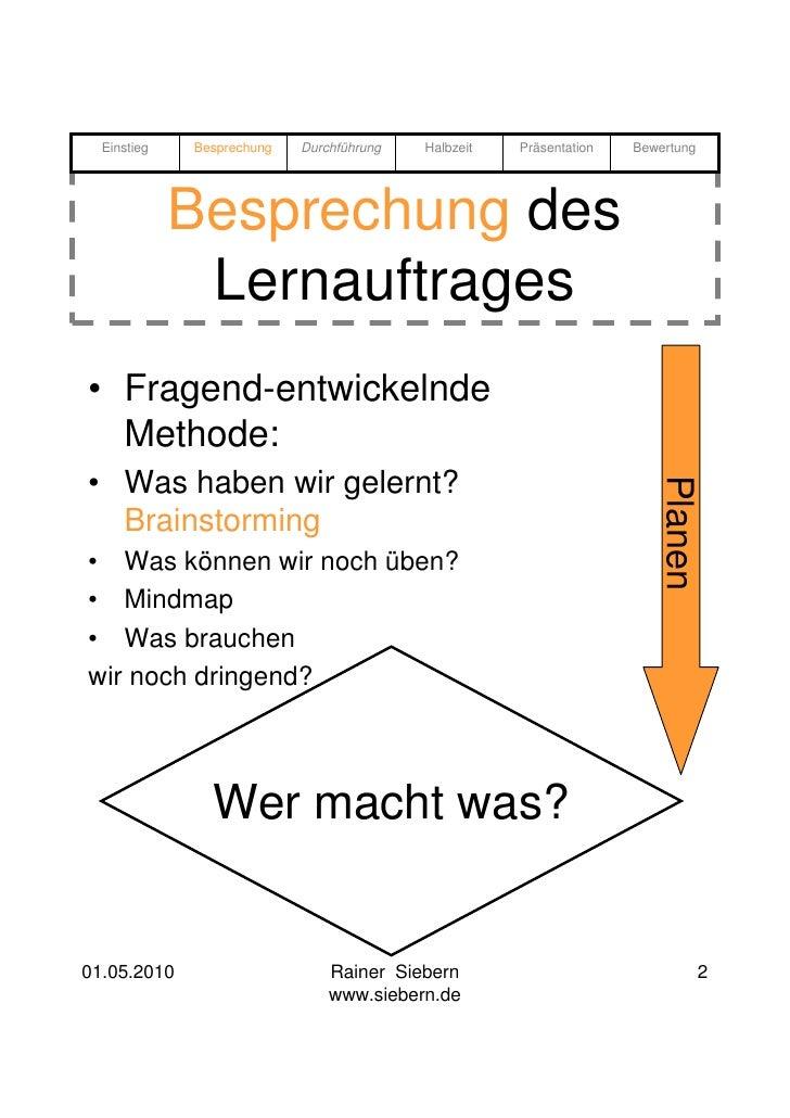 Gruppenarbeit lernerfolg Slide 2