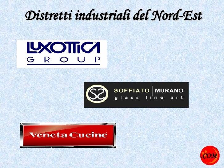 Distretti industriali del Nord-Est .COM