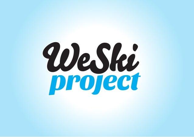 projectWeSki