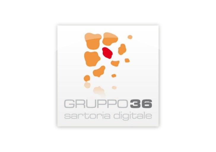 Gruppo 36 nasce nel 1999 come Web&Multimedia            sviluppo di progetti e servizi nelAgency, fondendo competenze dive...
