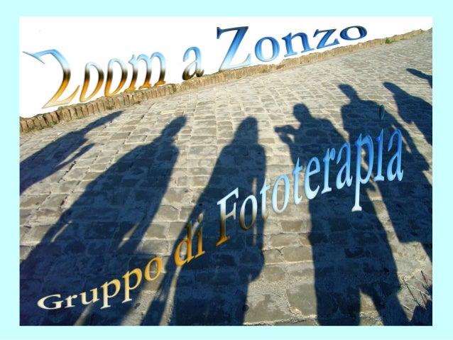 Zoom a Zonzo Gruppo di Fototerapia Rete del Sollievo Ambito Sociale XII Chiaravalle, Falconara Marittima, Monte Marciano, ...